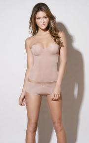 The Allison shaping bustier by Affinitas Intimates.