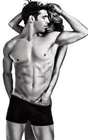 A men's underwear style by Michael Kors.