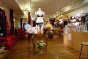 The interior of Ripplu in New York.