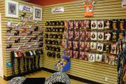 The interior of a Badd Kitty store.