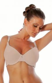Jeanie Spacer Foam Soft Bra from Affinitas