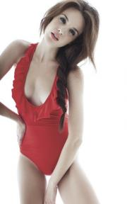 One-Piece ($128) from the New Zinke Swimwear Collection.