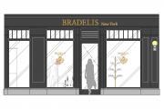 Rendering of New Bradelis Shop at 211 Elizabeth