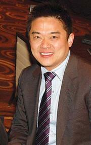 Mike Tsai of Leg Avenue.
