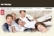 The Band Web Site for One Direction