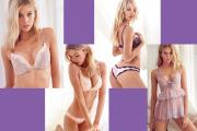 Lingerie in Victoria's Secret Dream Angels collection, to be featured mid-April.