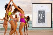 "Two engines of growth for aerie: swimwear and its ""aerie Real"" anti-Photoshop advertising."