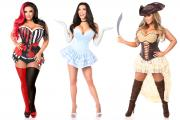 Costumes from Daisy Corsets