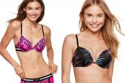 Wear Everywhere bras from Pink