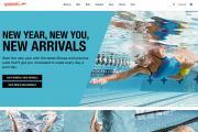 The Speedo U.S. website