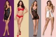 Lingerie images from the Obsessive website.