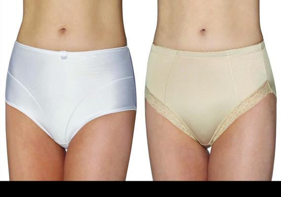 Two of the new Exquisite Form shaping briefs.