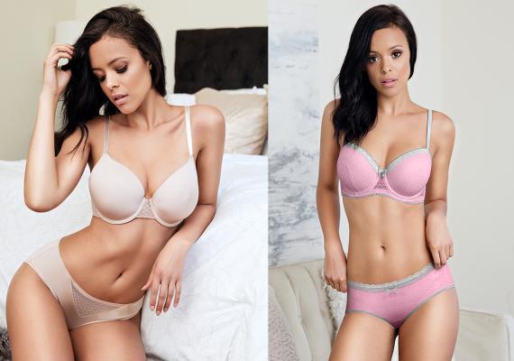 Two MOD by Parfait lingerie styles.