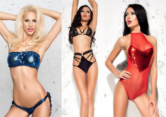 Swim and lingerie designs from Me Seduce