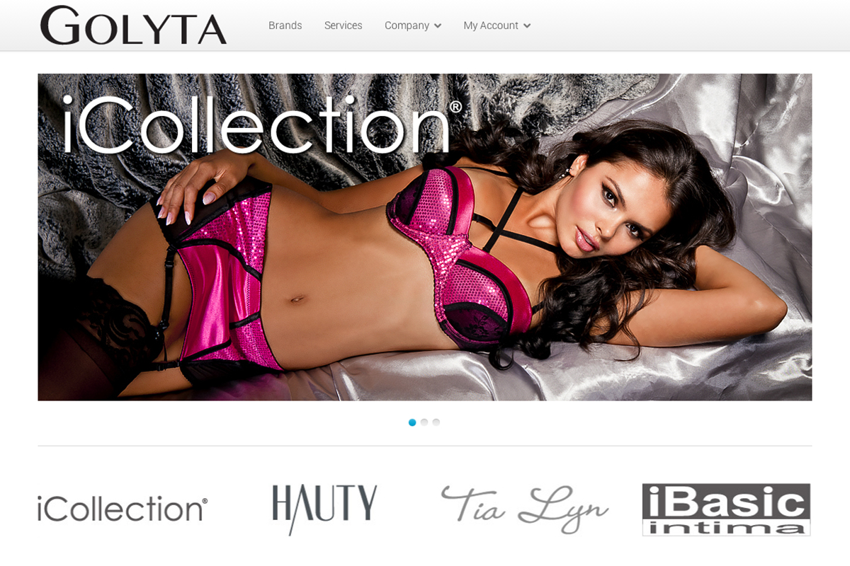Body Magazine    Wholesale Lingerie News    Golyta Names Wells As Rep For  Western States 39952a605