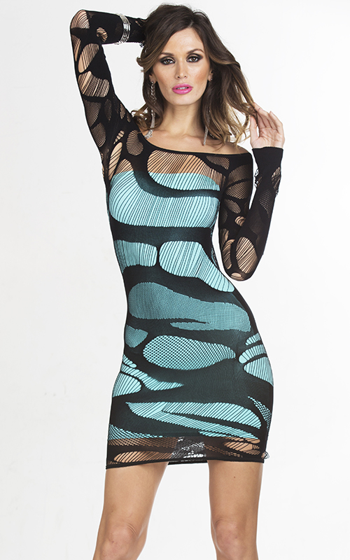 Jet Set dress line from Oh La La Cheri