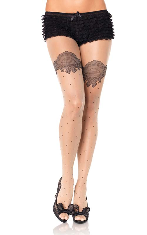 Burlesque Collection from Leg Avenue.