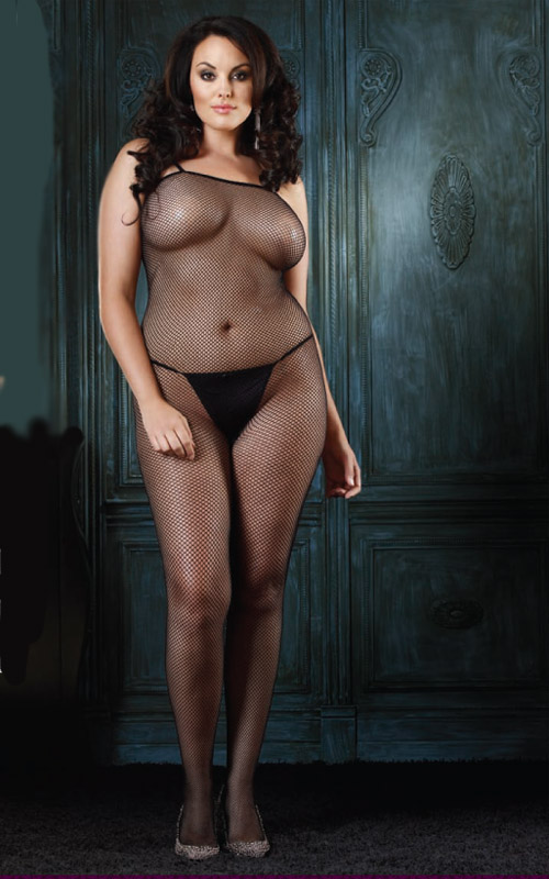 A look from 2012 plus size collection.