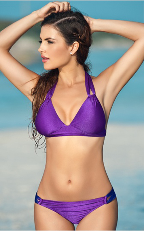 2012 Swimwear look from Leonisa.