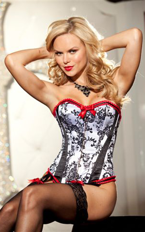 Shirley of Hollywood Corset