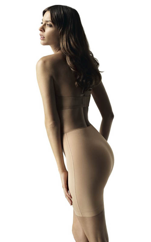 A shapewear look from Hanro of Switzerland.