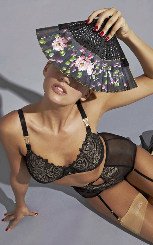 Cr�me Bral�e by QT Intimates
