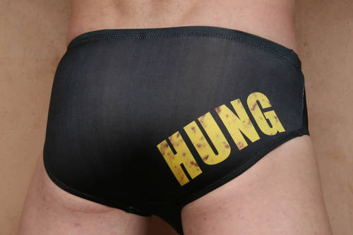 Men's underwear by Serpantz.