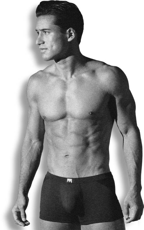 A men's underwear style by RatedM from Mario Lopez.
