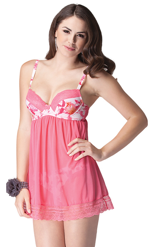 �Hannah� Push-up Babydoll (style #648) from Affinitas S/S 2013