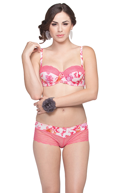 �Hannah� Balconet Bra (style #6412) and Hipster (style #645) from Affinitas S/S 2013