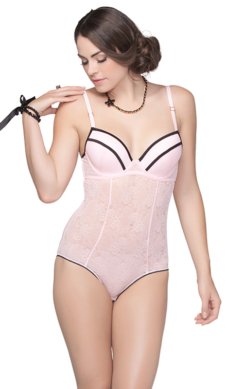 �Serena� Bodysuit (style #6865) from Affinitas S/S 2013
