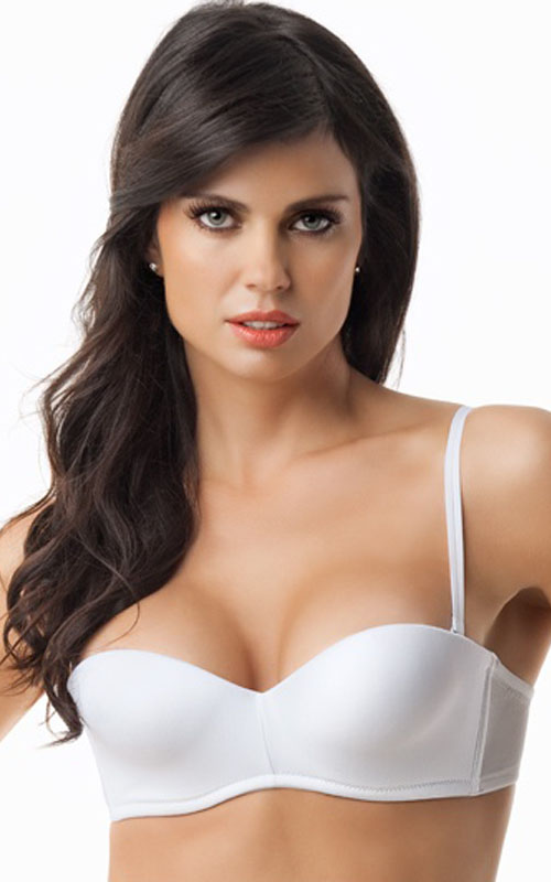 Air bra styles by Leonisa add a full cup size.