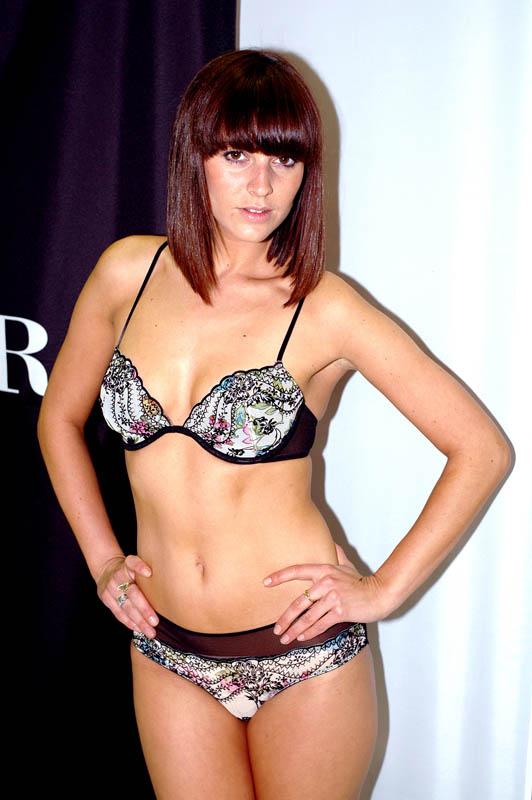 The Natori Model Toni Busker.