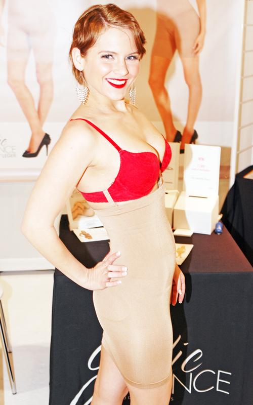 Julie France model.