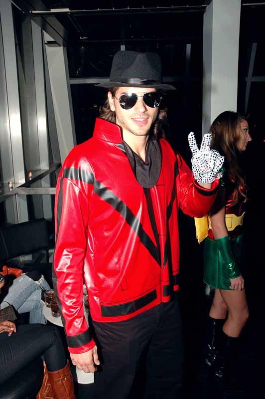 Rubie's Michael Jackson costume.