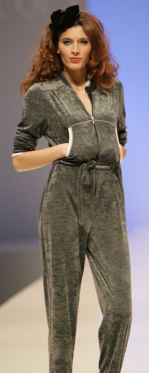 Acqua by Regence: Gray jumpsuit.