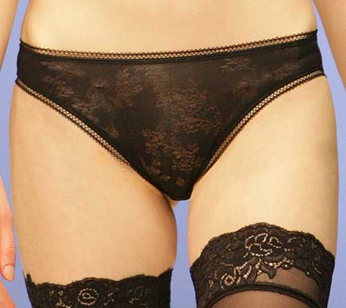 Gracija Rim: Black brief.