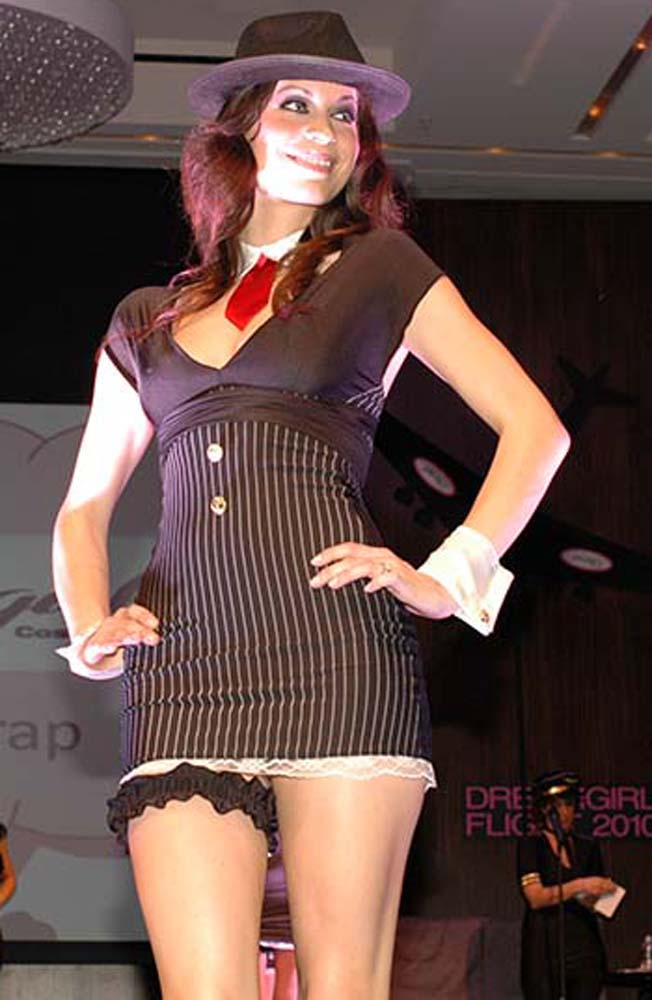 Style from the Dreamgirl 2010 costume line.