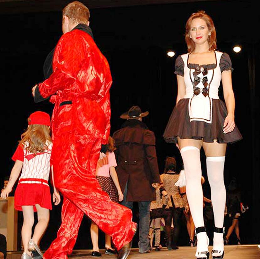 Style from the Leg Avenue 2010 costume line.
