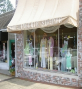The Lingerie Shoppe - Front