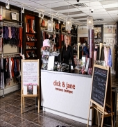 Dick & Jane Romance Boutique - Owner