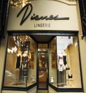 Dianes Lingerie  - Front