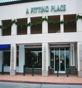A Fitting Place  - Front