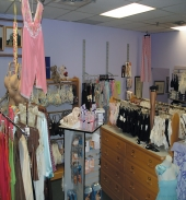 Delicates Bra Boutique - Inside