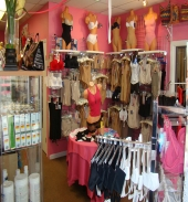 Adamas Boutique - Inside