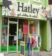 Hatley - Front
