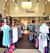 Boutique Femina - Inside