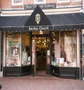 Bertha Church - Inside