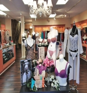 My Lady Boutique - Inside