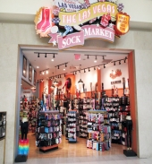 The Las Vegas Sock Market - Front